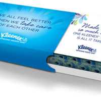 Free Kleenex Care Pack