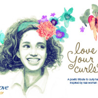 Free 'Love Your Curls' eBook from Dove