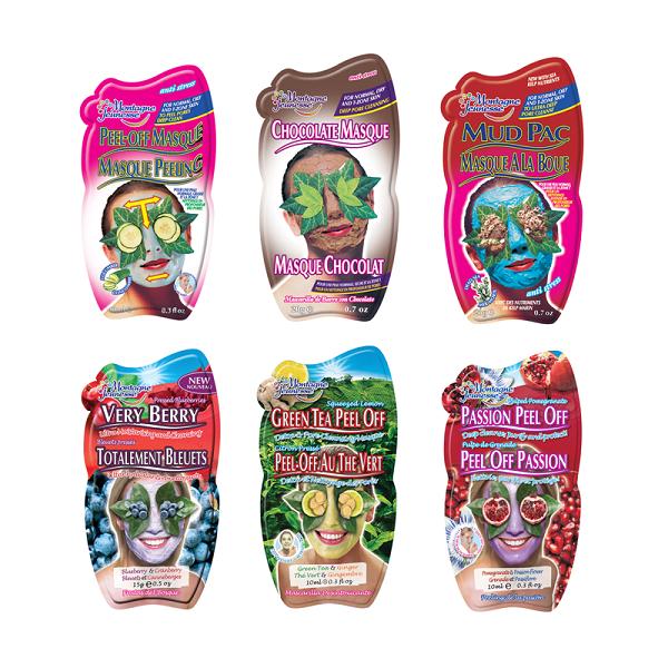 Free Montagne Jeunesse Facial Mask Treatment PrettyThrifty.com