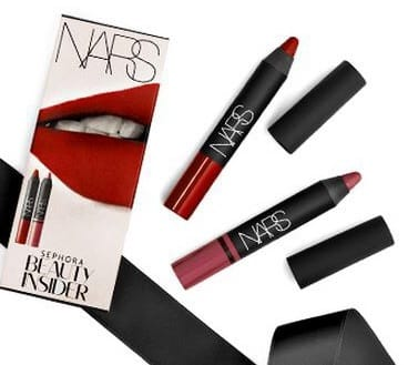 Free Nars Lip Pencils from Sephora on Your Birthday PrettyThrifty.com
