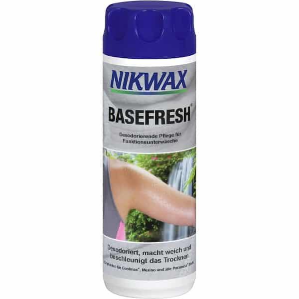 Free Nikwax BaseFresh Deodorizing Conditioner Sample PrettyThrifty.com