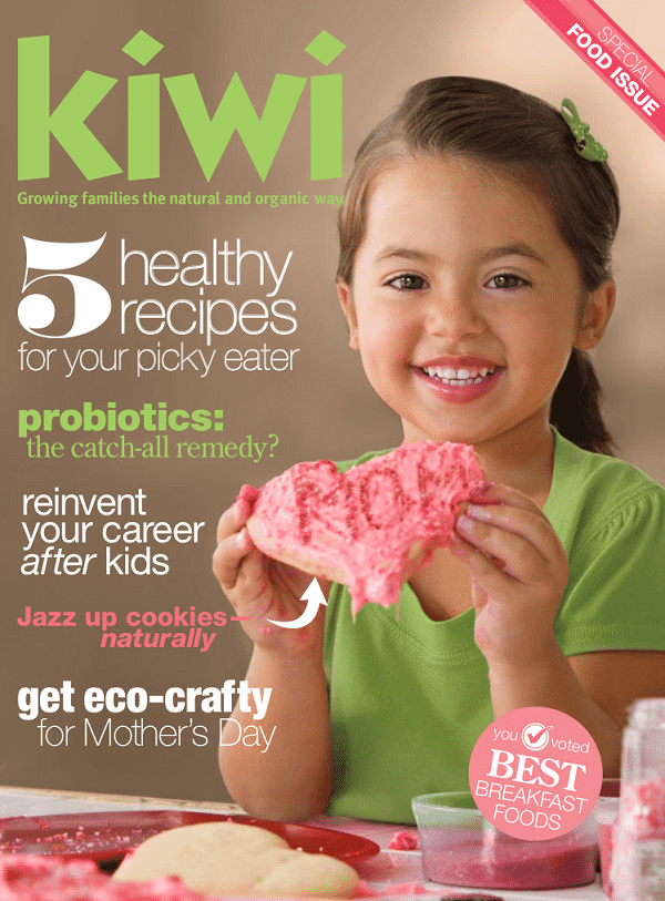 Free One Year Subscription to Kiwi Magazine PrettyThrifty.com