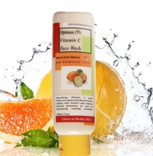 Free PaintedTherapeutics Optimum Vitamin C Face Wash Sample PrettyThrifty.com