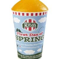 Expired: Free Rita's Italian Ice on Friday, March 20th