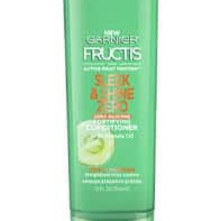Free Sample of Garnier Fructis Sleek & Shine Zero