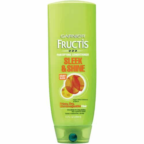 Free Sample of Garnier Sleek and Shine Shampoo and Conditioner PrettyThrifty.com