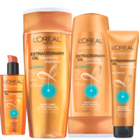 Free Advanced Haircare Sample from L'Oreal Paris (New Extraordinary Oil Samples)