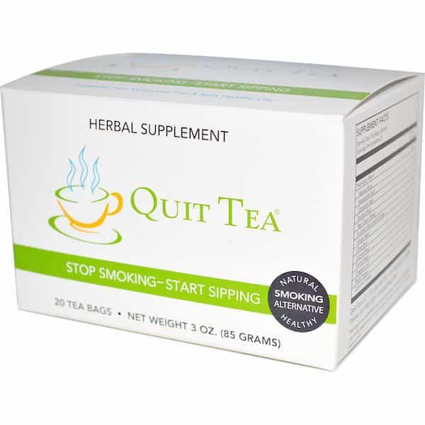 Free Sample of Quit Tea PrettyThrifty.com