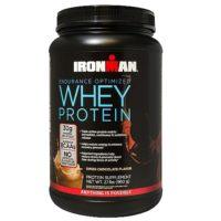 Free Ironman Endurance Optimized Whey Protein Samples