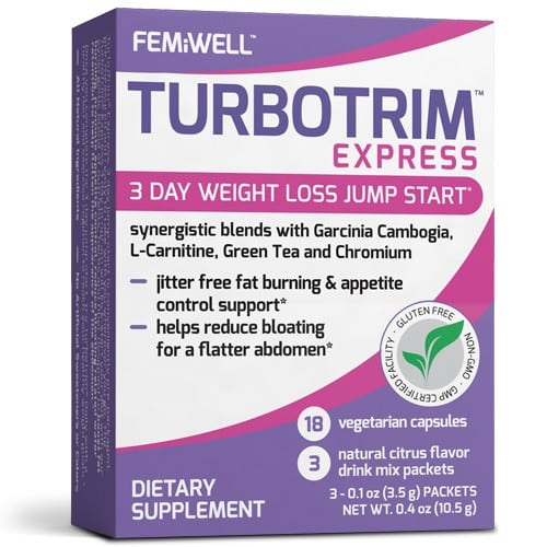 Free Samples of TurboTrim Daily and TurboTrim Express PrettyThrifty.com