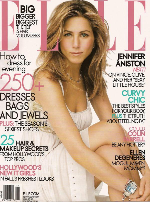 Free Subscription to Elle Magazine PrettyThrifty.com