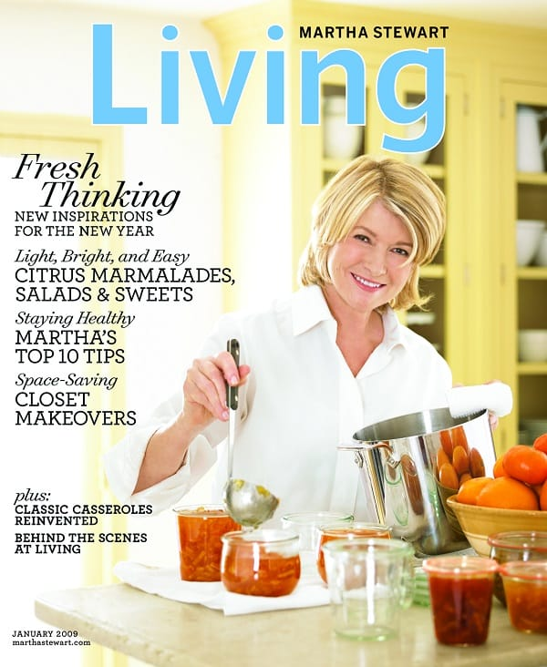 Free Subscription to Martha Stewart Living Magazine PrettyThrifty.com