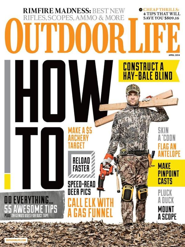 Free Subscription to Outdoor Life Magazine PrettyThrifty.com
