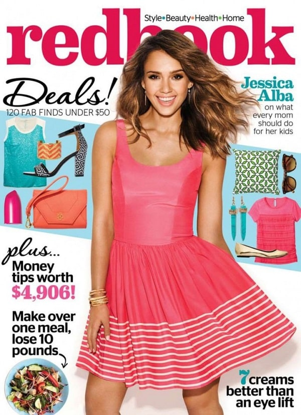 Free Subscription to Redbook Magazine PrettyThrifty.com