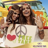 Expired: Free Tanning Session at Hollywood Tans Locations on March 21, 2015