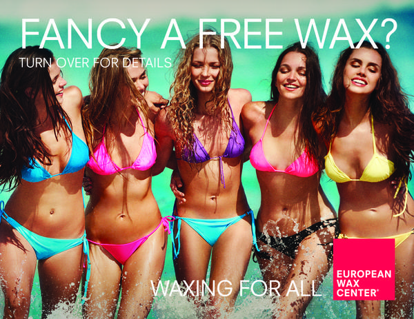 Free Waxing Service at European Wax Center PrettyThrifty.com