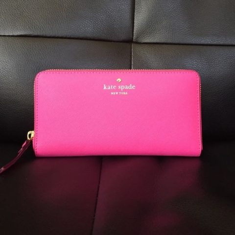 Kate Spade 'Lacey' Wallet Giveaway! (Ends July 17th)