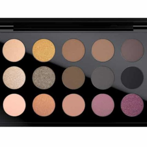 MAC Cosmetics 'Mellow Moderns' Eyeshadow Palette Giveaway! (Ends January 1, 2018)