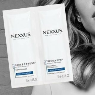 Free Nexxus Hair Care Samples