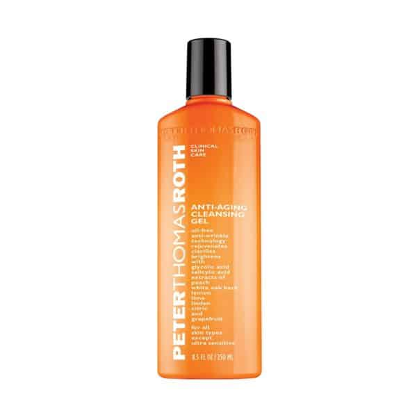 Peter Thomas Roth Anti Aging Cleansing Gel Product Review