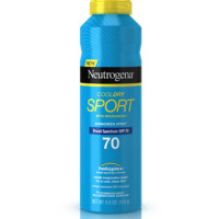 Sample and Review Neutrogena CoolDry Sport Sunscreen Spray Broad Spectrum SPF 70