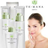 Free Sample of Te Mana Tahiti Skincare Line