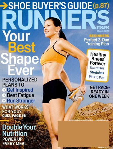 Three Free Issues of Runner's World Magazine PrettyThrifty.com
