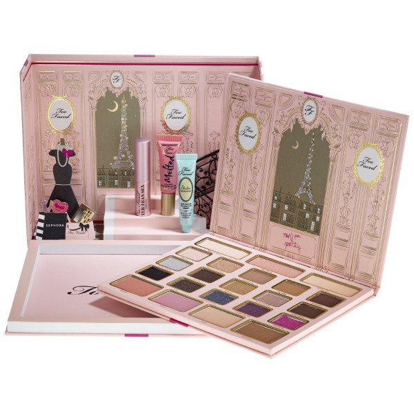 Enter the Too Faced Cosmetics Le Grand Palais Makeup Palette Giveaway at PrettyThrifty.com !
