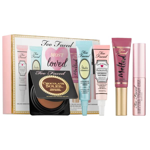 Too Faced Most Loved Makeup Set Giveaway! PrettyThrifty.com