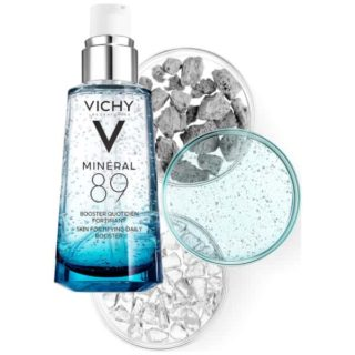 Free sample of Vichy's Mineral 89 Hyaluronic Acid Moisturizer