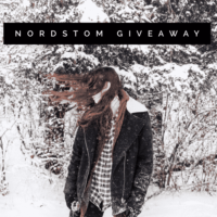Expired: $200 Nordstrom Gift Card Instagram Giveaway! (Ends February 2nd)