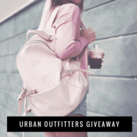 Expired: $200 Urban Outfitters Gift Card Giveaway! (Ends March 9th)