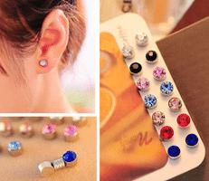 free-magnetic-swaravoski-crystal-stud-earrings