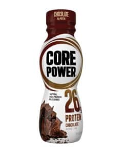 Free Bottle of Core Power Protein Drink