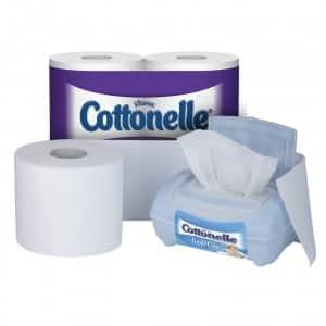 Free Cottonelle Sample Kit