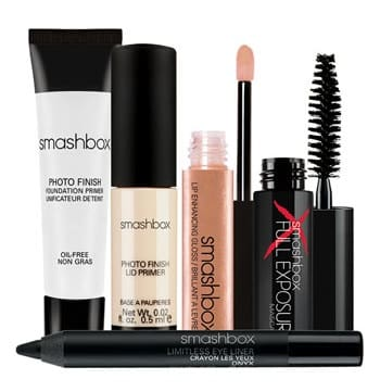 Free Smashbox 'Try It' Makeup Kit PrettyThrifty.com