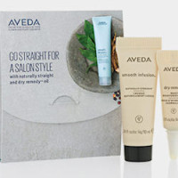 Expired: Free Aveda Naturally Straight Hair Products Duo Sample Pack