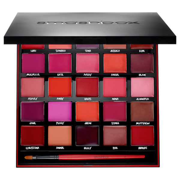 Win the Smashbox Cosmetics For 25 Years Our Lips Have Been Sealed: Be Legendary Lipstick Palette at PrettyThrifty.com