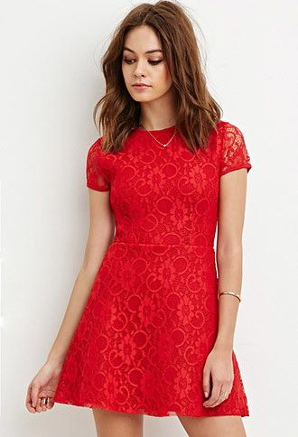 This dress is too cute, and only $24.90. This site has a whole bunch of other dresses that are gorgeous, but super, super affordable! PrettyThrifty.com