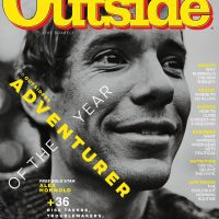 Free 1-Year Subscription to Outside Magazine