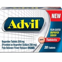 Expired: Free 20-Count Package of Fast Acting Advil (With Mail In Rebate)