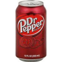 Free 32oz Dr Pepper at A&W