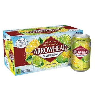 Free 8-Pack of Arrowhead Water
