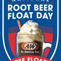Expired: Free A&W Root Beer Float on August 6th