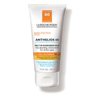 Free Anthelios Sunscreen Sample