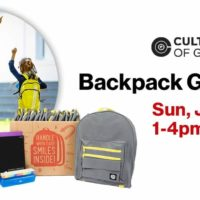 Free Backpack with School Supplies at Verizon