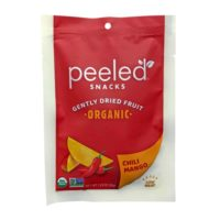 Free Sample Bag of Dried Chili Mango
