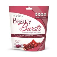 Free Bag of NeoCell Beauty Bursts & Makeup Bag