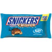 Expired: Free Bag of Snickers Crisper Bars