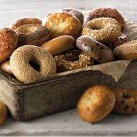 Free Bagel EVERY DAY in January
